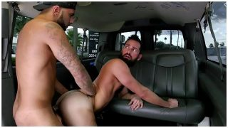 Amateur Anal Gay Sex With A Man Bear in Miami