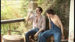 Bareback Country Boys Scene1