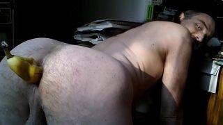 Sexo Ano con Platano four Puta americana xxx Gringo Putita Perra Perrita Culo Americano Maricon
